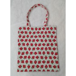 Tote Bag strawberry